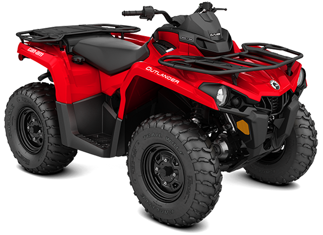2020 Can-Am Outlander 450 / 570