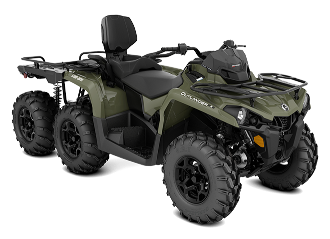 2020 Can-Am Outlander MAX 6×6 DPS 450