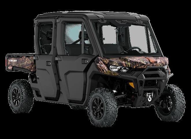 2020 Can-Am Defender MAX XT CAB
