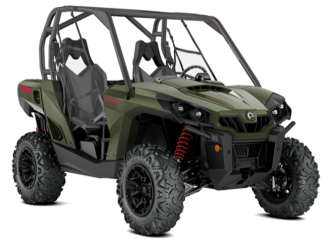 2020 Can-Am Commander DPS