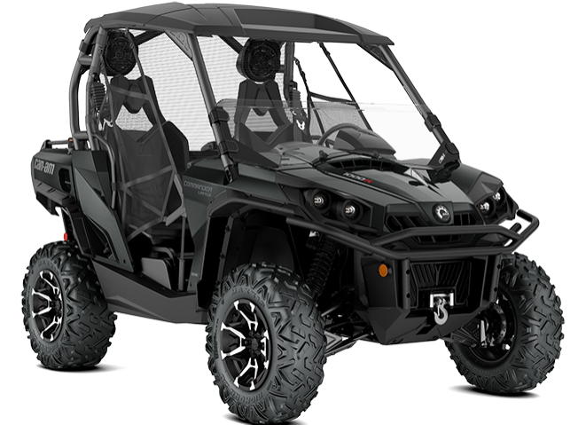2020 Can-Am Commander Limited