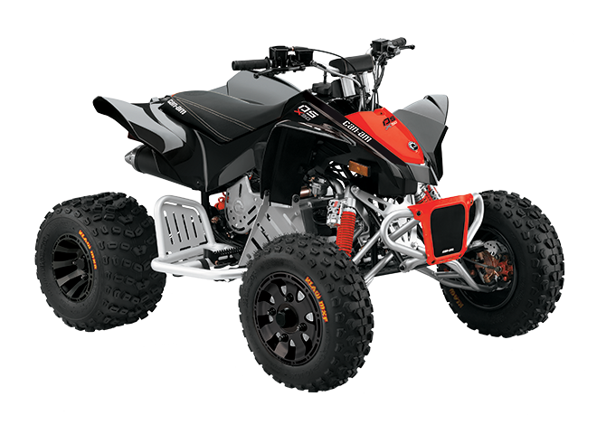 2021 Can-Am DS 90 X