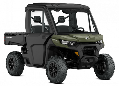 2021 Can-Am DEFENDER DPS CAB