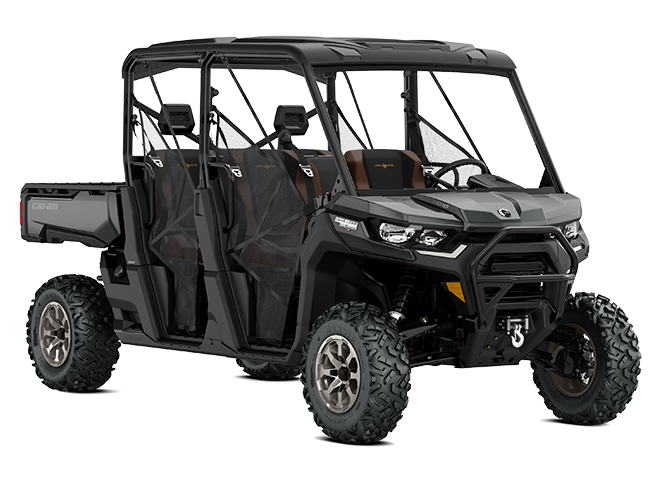 Can-Am DEFENDER MAX LONE STAR 2021