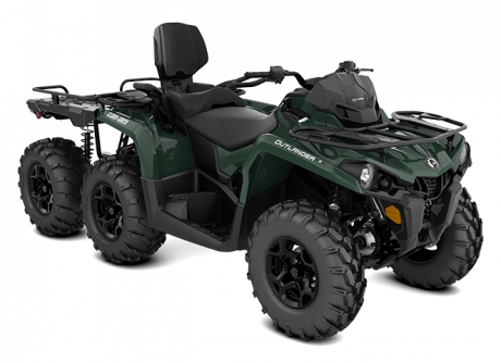 2021 Can-Am OUTLANDER MAX 6X6 DPS 450