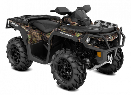 2021 Can-Am OUTLANDER MOSSY OAK EDITION