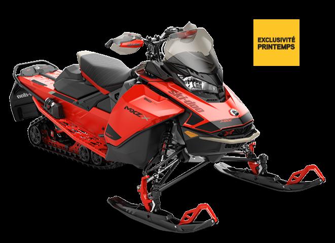 Ski-Doo MXZ X ROTAX 600R E-TEC 2021