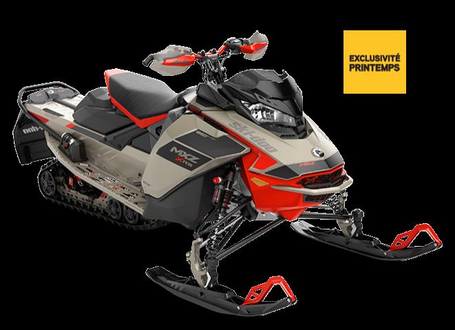 Ski-Doo MXZ X-RS ROTAX 850 E-TEC 2021