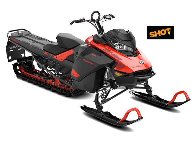 Ski-Doo SUMMIT SP ROTAX 600R E-TEC 2021