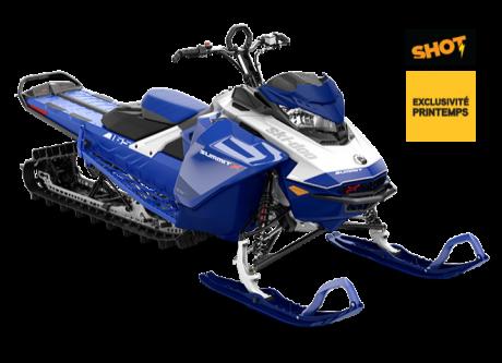 Ski-Doo SUMMIT X ROTAX 850 E-TEC 2021