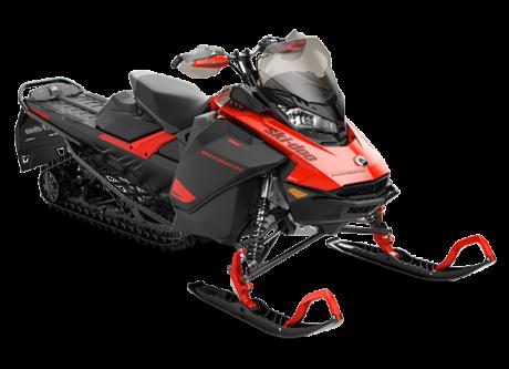 Ski-Doo BACKCOUNTRY ROTAX 600R E-TEC 2021