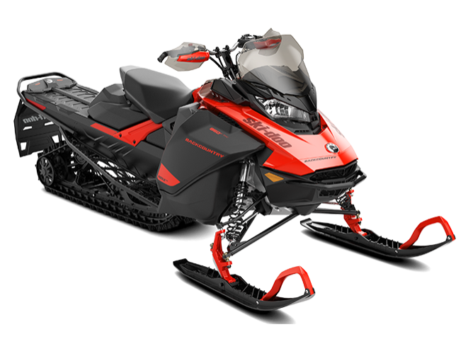 Ski-Doo BACKCOUNTRY ROTAX 600R E-TEC 2021