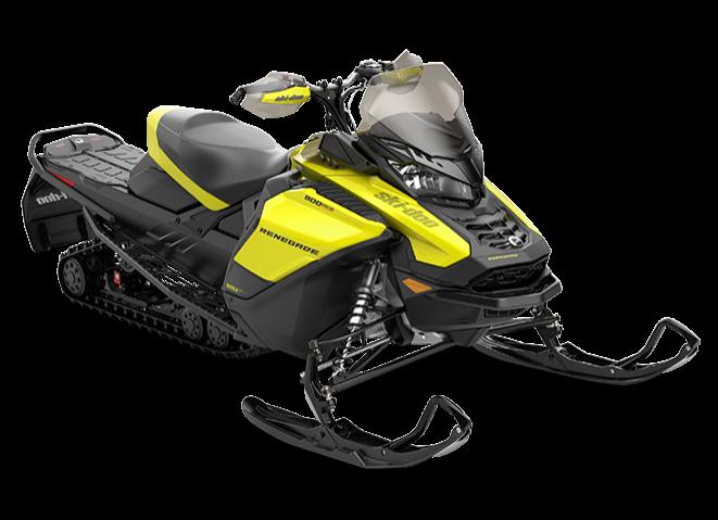 2021 Ski-Doo Renegade 900cc ACE Turbo