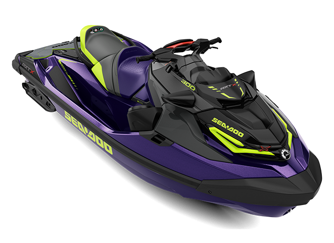2021 Sea Doo RXT-X 300