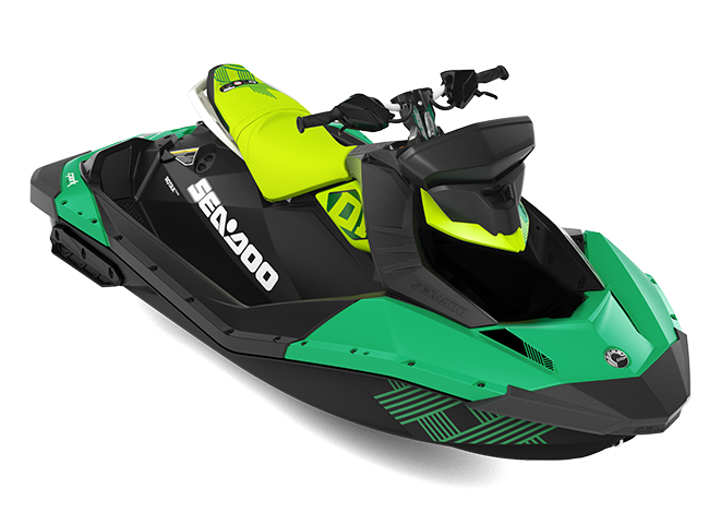 Sea Doo SPARK TRIXX 2 UP 2021