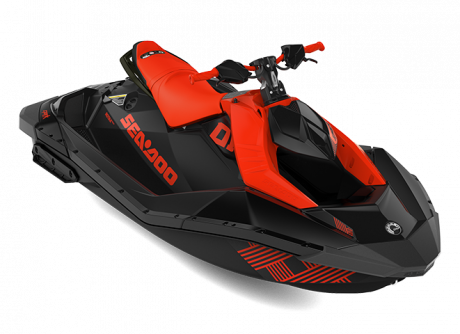 2021 Sea-Doo SPARK TRIXX 2 UP