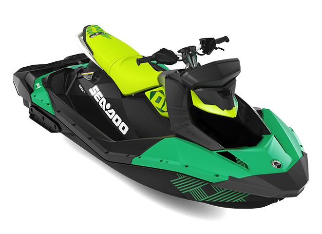 Sea Doo SPARK TRIXX 3 UP 2021