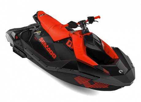 2021 Sea-Doo SPARK TRIXX 3 UP